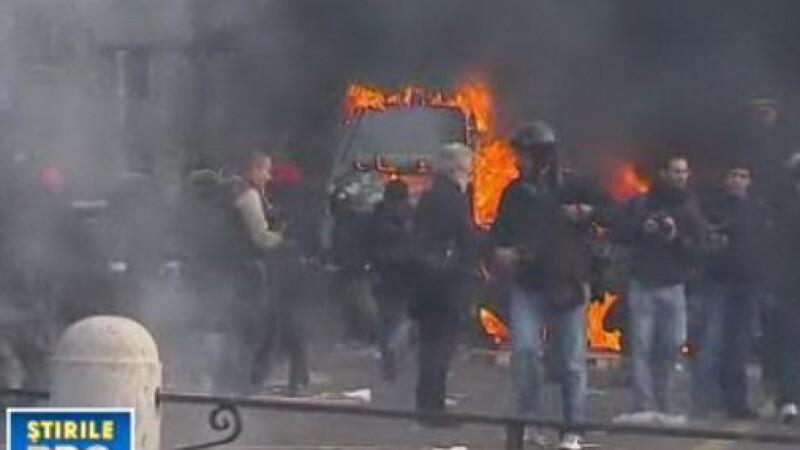 Confruntari violente in capitala Bahreinului. 5 oameni au murit