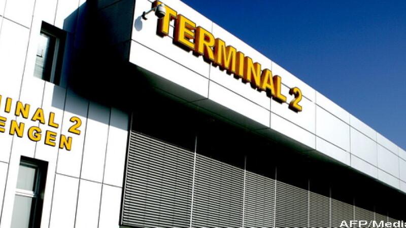 Terminal Schengen Aeroport
