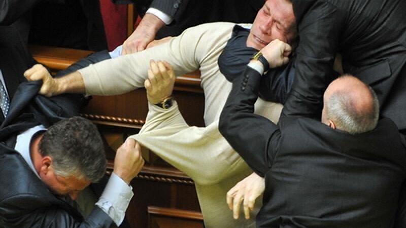 Parlamentul de la Kiev