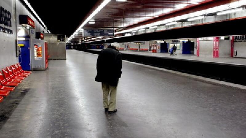 Statie de metrou din Paris