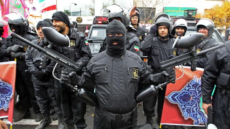 Organizatie paramilitara din Iran