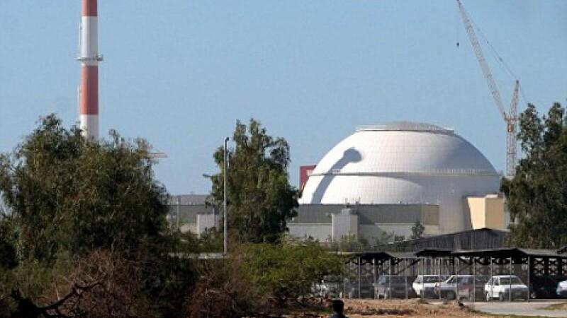 uzina nucleara Iran