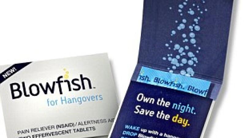 pastile, Blowfish