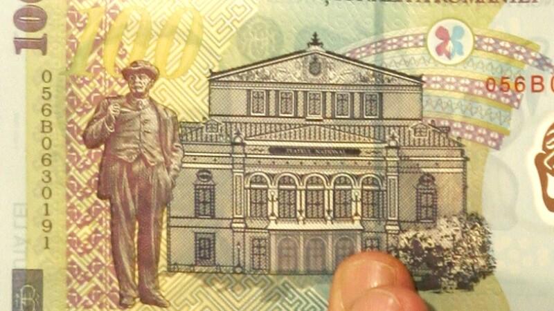 Bancnota 100 de lei