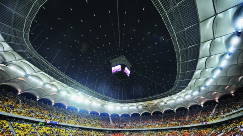 40.000 de suporteri, asteptati la Bucuresti pentru finala Europa League. Pregatirile, pe ultima suta