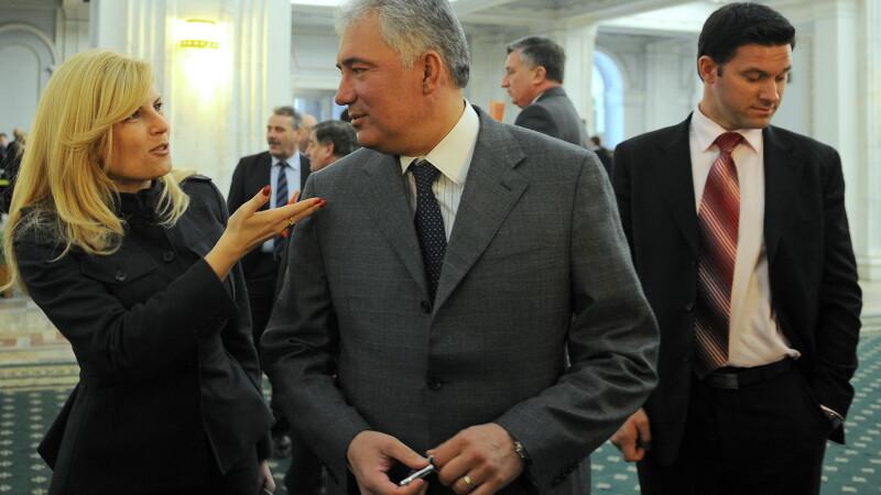 Elena Udrea si Adrian Videanu