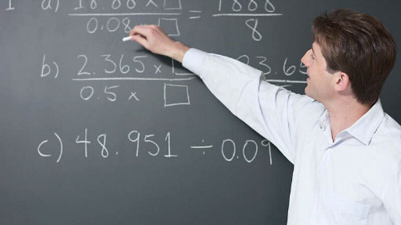 profesor de matematica