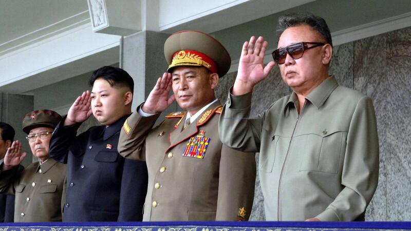 Kim Jong-il si Kim Jong-un