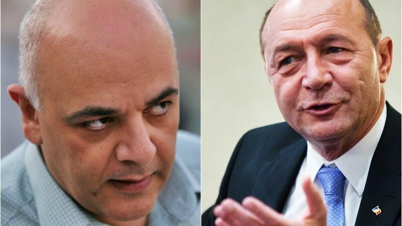 Traian Basescu - Raed Arafat