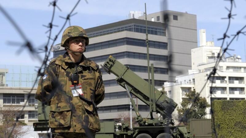 Soldat japonez
