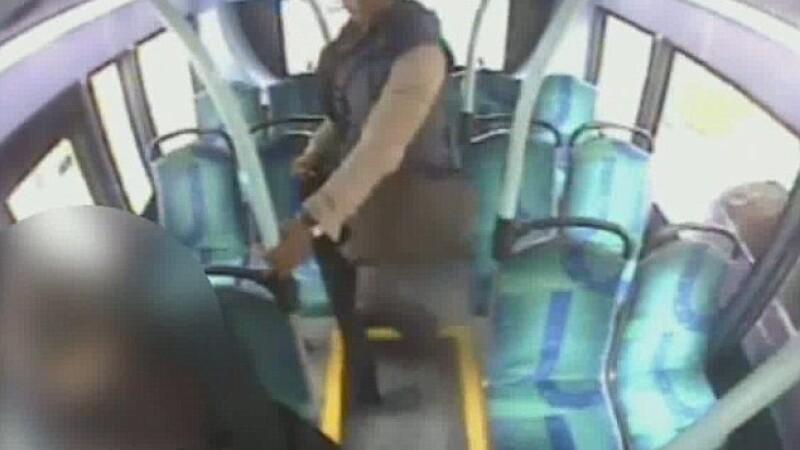 Atac autobuz