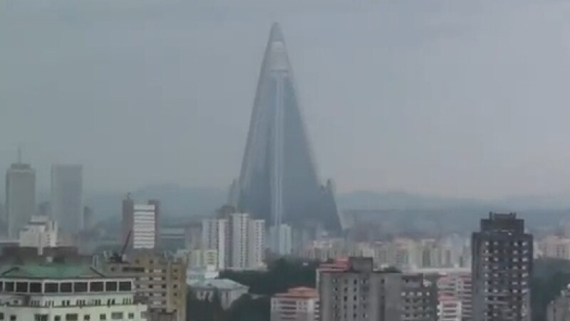 hotelul Ryungyong, Phenian