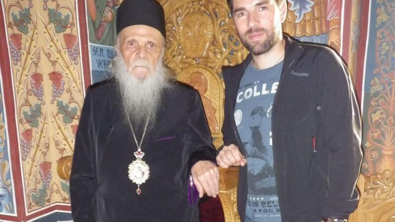 Preasfintitul Justinian