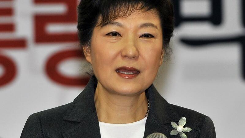 Park Geun-hye, presedintele Coreei de Sud