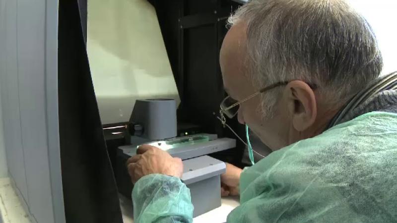 laborator analize trichineloza