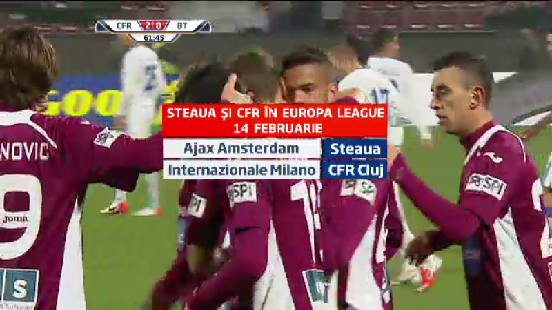 tragere europa league