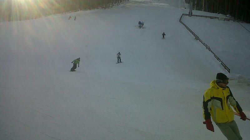 Domeniul de schi Transalpina, locul care ar putea sa rivalizeze cu statiunile din Elvetia si Austria