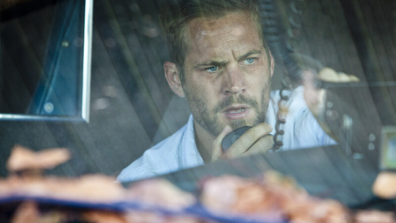 Imaginile in care Paul Walker se lauda in 2011 ca a atins 300km/h pe autostrada
