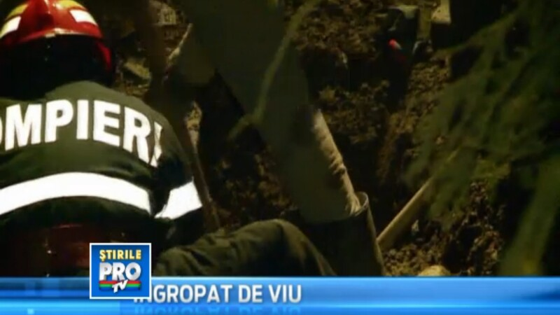 Un muncitor de 54 de ani a avut parte de un sfarsit cutremurator