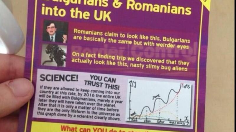 pamflet UK
