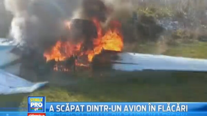O comisie a Autoritatii Aeronautice a inceput o ancheta in cazul incidentului aviatic din Targu Mures