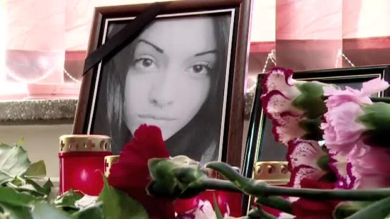 Filmul evenimentelor dinaintea mortii tragice a Anei, tanara de 15 ani, din Mioveni