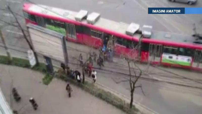 Concluziile anchetei in cazul celor doua tramvaie care s-au ciocnit la Iasi. Cine este vinovat