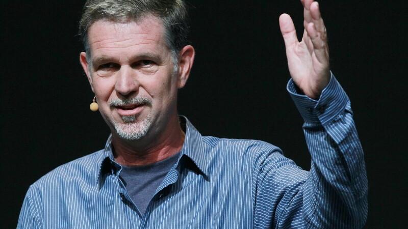 Fondatorul Netflix, Reed Hastings
