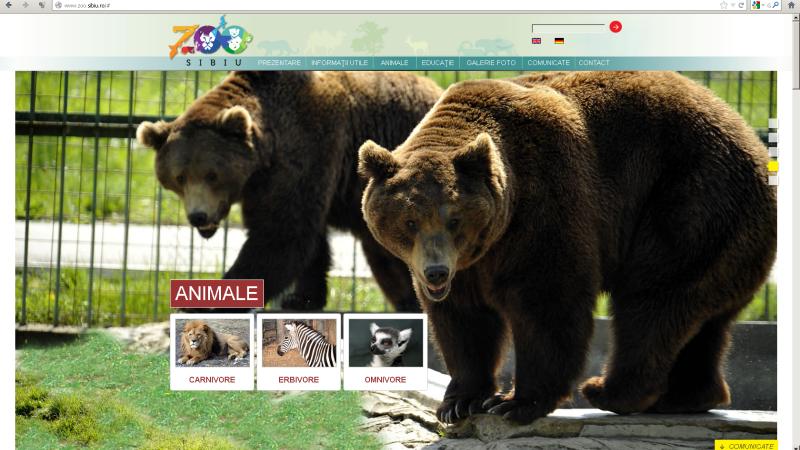 Sibiu, Zoo
