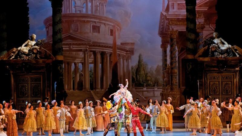 Spectacol de balet in direct de la Opera Nationala din Paris la Cinema Victoria din Cluj-Napoca