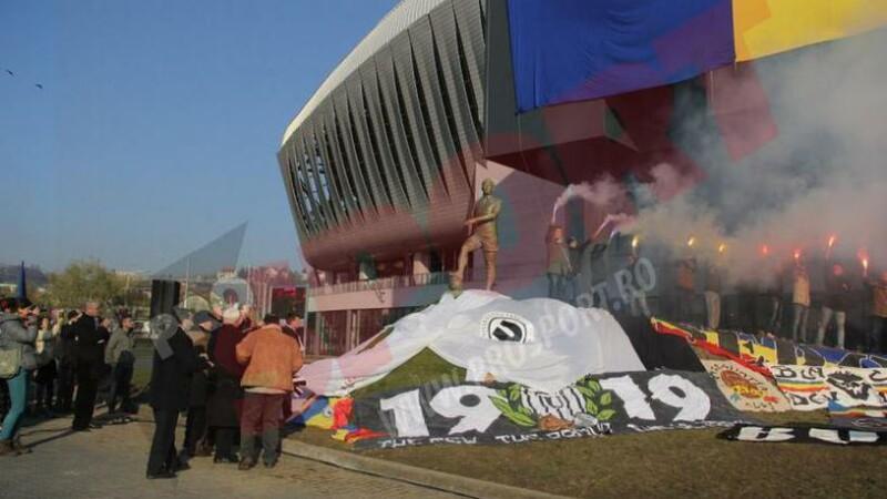 Veste excelenta pentru fanii U Cluj. Cum se va numi arena pe care joaca sepcile rosii