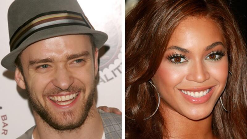 Rihanna si Justin Timberlake