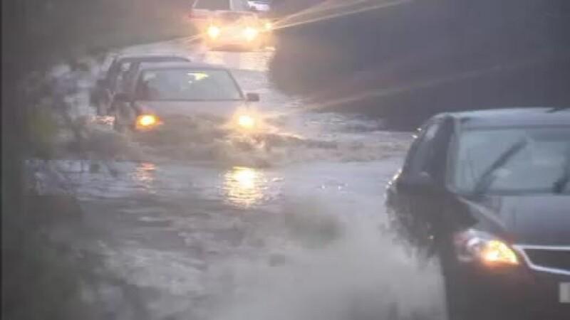 Vreme rea in Marea Britanie