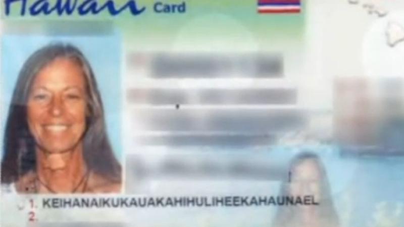 Victorie pentru femeia cu un nume prea lung pentru actele oficiale. Ea a primit un nou permis auto
