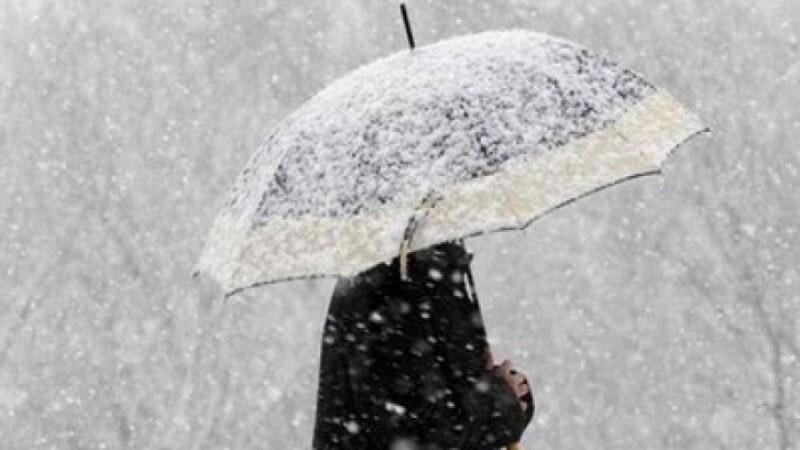 Sfarsit de ianuarie cu temperaturi de primavara si precipitatii mixte in toata tara. Cum va fi vremea pana la 1 februarie