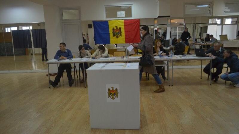 Alegeri parlamentare Republica Moldova