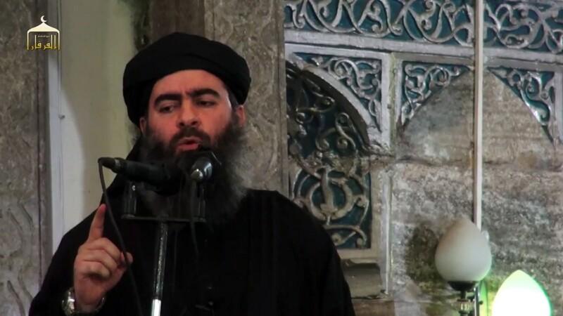 Una dintre sotiile liderului Statului Islamic, al-Baghdadi, a fost arestata impreuna cu fiul lor de armata libaneza