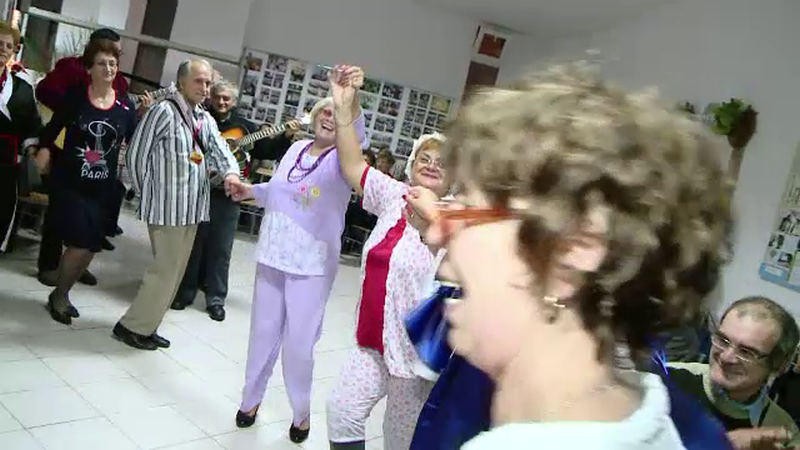party pensionari iasi