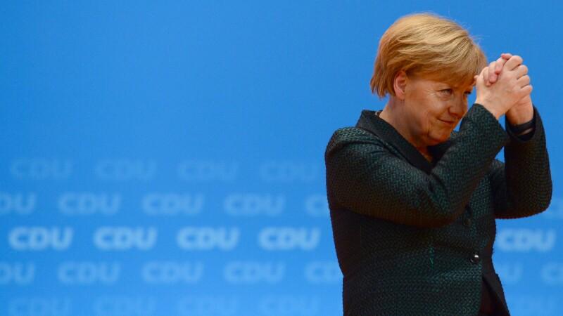 Angela Merkel, desemnata personalitatea anului 2014 de revista The Times. Cum isi motiveaza editorii alegerea