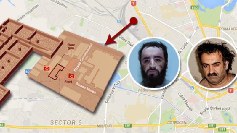 cover centru de detentie CIA in Romania