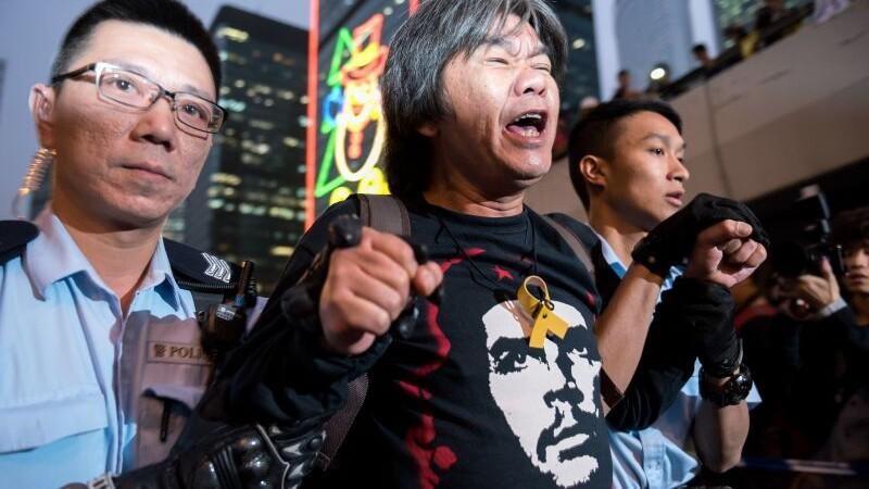 proteste honk kong