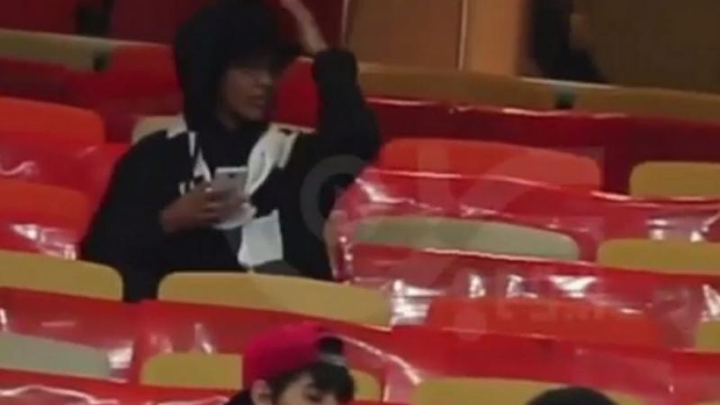 A mers pe un stadion din Arabia Saudita sa se uite la un meci. Motivul din cauza caruia a ajuns in arest
