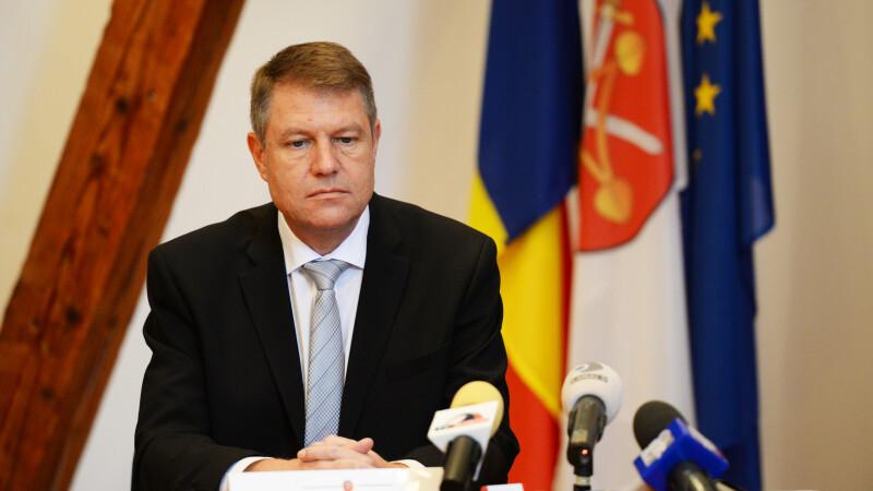 In Romania NU va fi instituit un grad de alerta dupa atacul de la Paris. Mesajul lui Iohannis: A fost un atac terorist crud