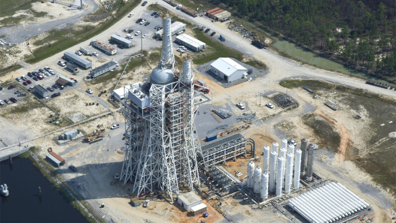 Birocratia, cel mai eficient scut anti-racheta. NASA a construit un turn de 349 mil. si l-a inchis imediat dupa inaugurare