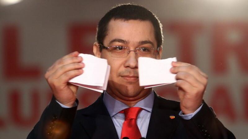 Reactia Universitatii Bucuresti cu privire la OUG prin care Ponta poate renunta la doctorat.