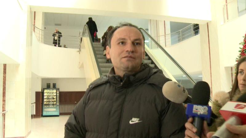 Toni Dobos, condamnat la 2 ani si jumatate de inchisoare cu suspendare, in dosarul