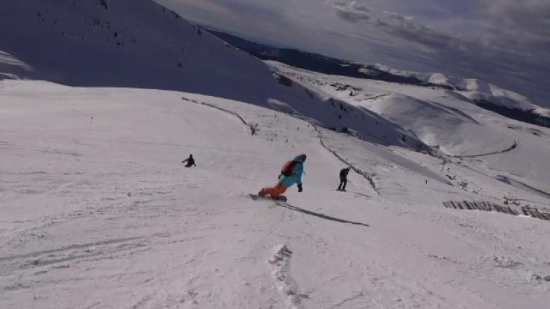Vreme excelenta de schi la munte. Turistii au fost incantati de starea partiilor: