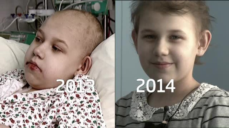 DARUIESTE VIATA. Copiii bolnavi de cancer ar avea mai multe sanse daca oamenii de afaceri ar redirectiona 20% din profit