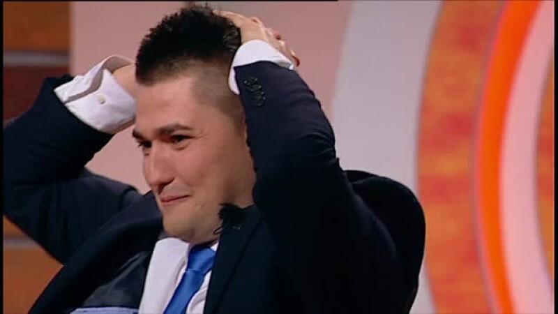 Ciprian este castigatorul MASTERCHEF, SEZONUL 5. Momente tensionate in finala, stropite cu lacrimi si pline de emotii