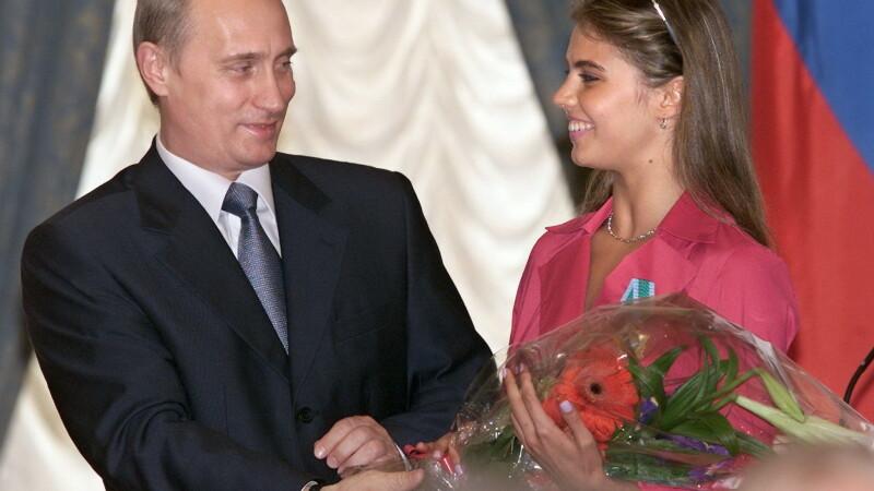 Vladimir Putin e din nou tata? Reactia Kremlinului dupa ce presa din Elvetia a scris ca iubita sa ar fi nascut in secret